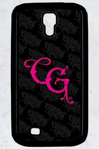 Country Girl® - Logo Galaxy S4 Phone Case