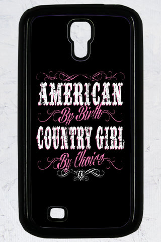 Country Girl® - American By Birth Galaxy S4 Phone Case