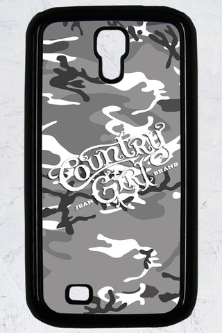 Country Girl® - Urban Camo Logo Galaxy S4 Phone Case