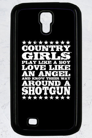 Country Girl® - Shotgun Galaxy S4 Phone Case