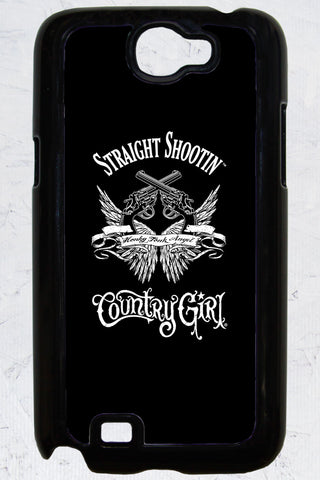Country Girl® - Straight Shootin' Samsung Note II Case
