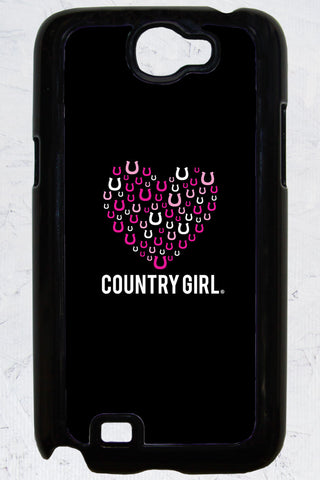 Country Girl® - Heart Samsung Note II Case