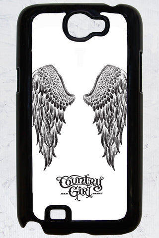 Country Girl® - Wings Samsung Note II Case