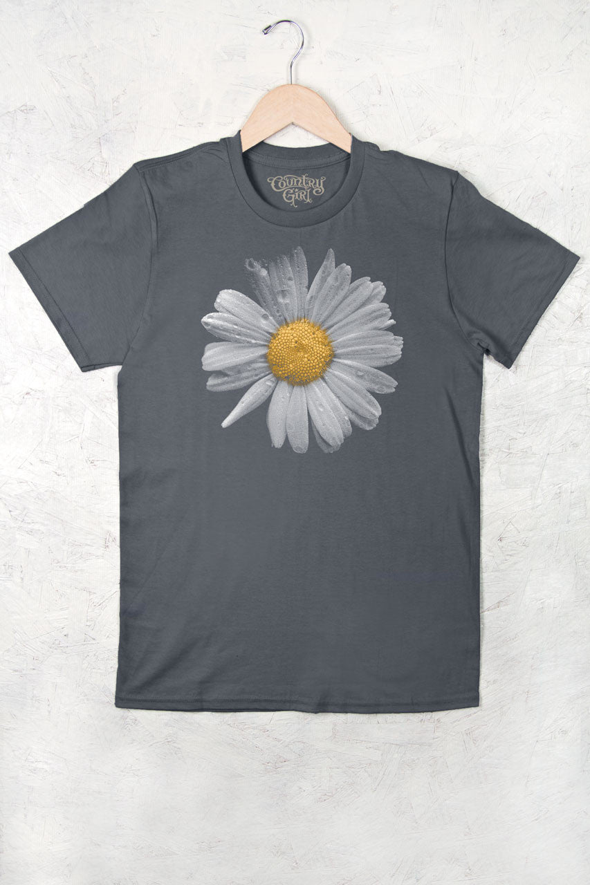 Smoke - Women's Daisy Full Figure Short Sleeve Tee