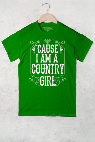 Green Apple - Women's Cause I'm A CG Full Figure Short Sleeve Tee