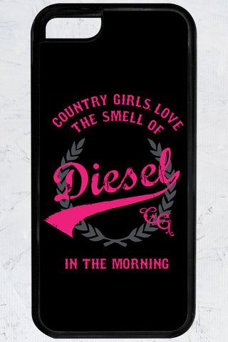 Country Girl® - Smell of Diesel iPhone 5C Case