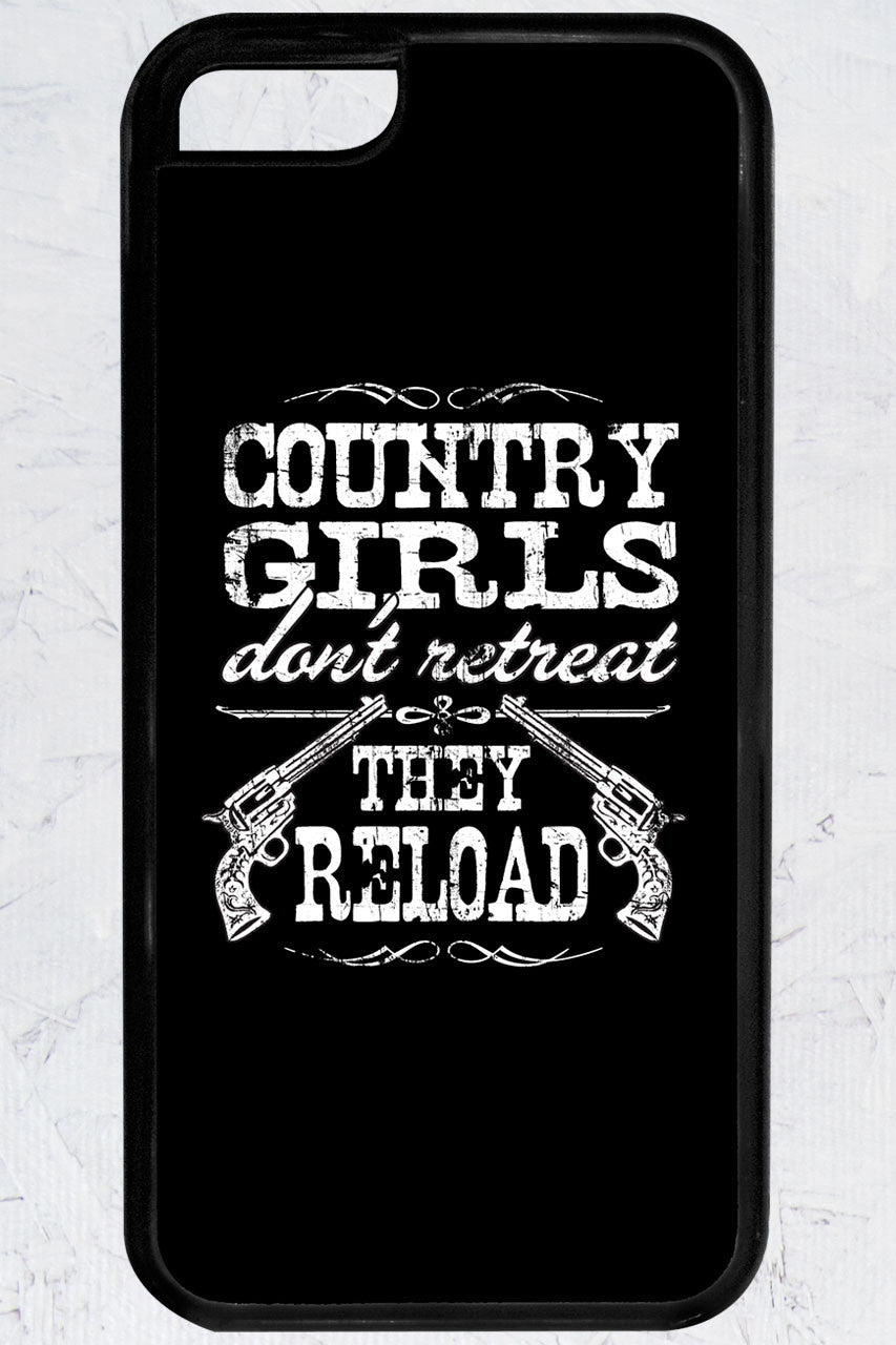 Country Girl® - Reload iPhone 5C Case
