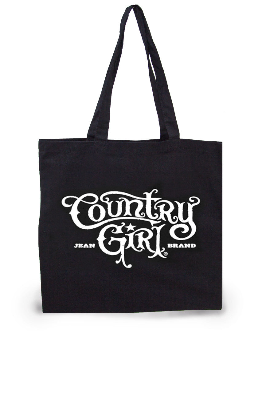 Country Girl® - Peace Love Pistols Lightweight Tote Bag