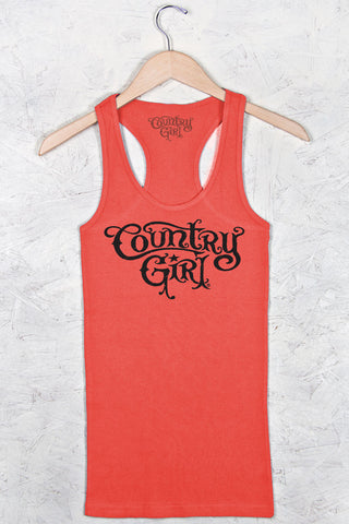 Poppy - Women's  Fitted Racerback Tank