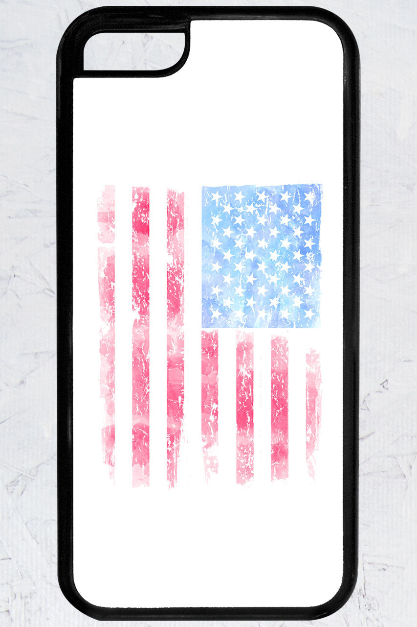 Country Girl® - Distressed Flag iPhone 5C Case