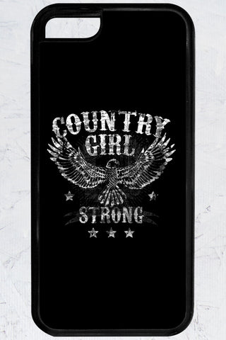 Country Girl® - Country Strong iPhone 5C Case