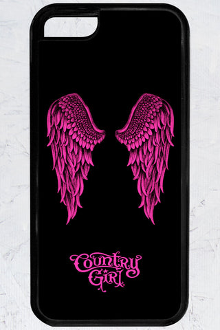 Country Girl® - Wings iPhone 5C Case