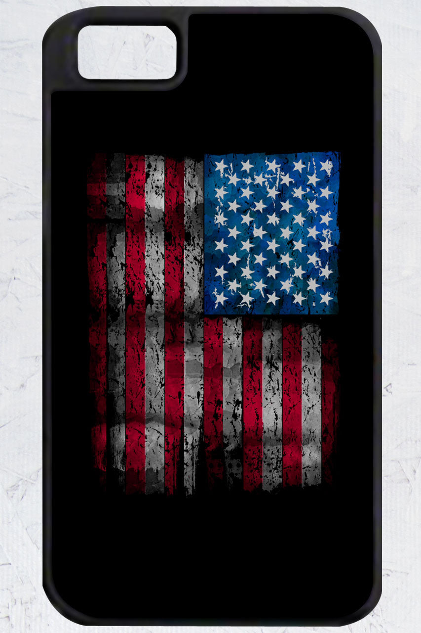 Country Girl® - Distressed Flag iPhone 4/4s Case