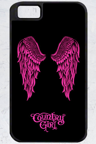Country Girl® - Wings iPhone 4/4s Case