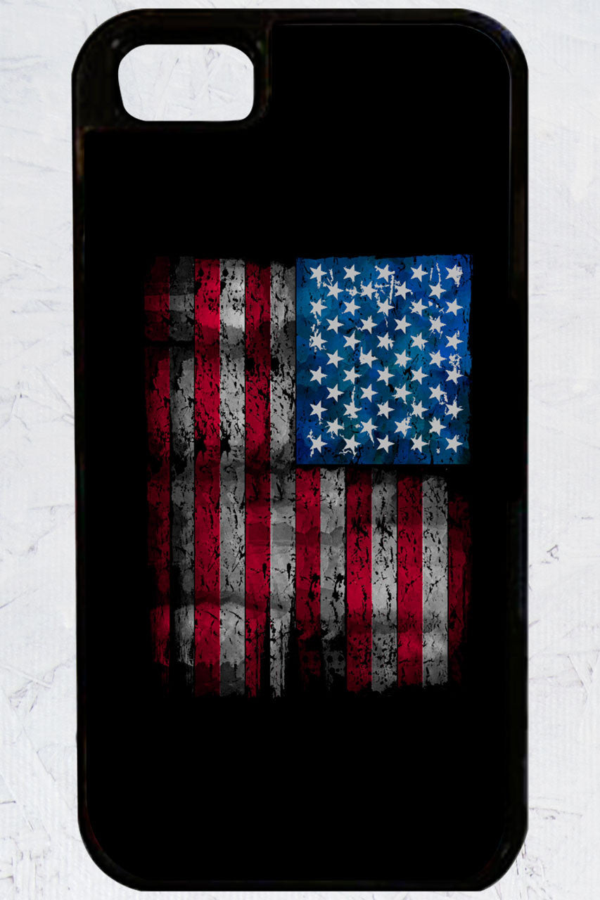 Country Girl® - Distressed Flag iPhone 5/5s Case