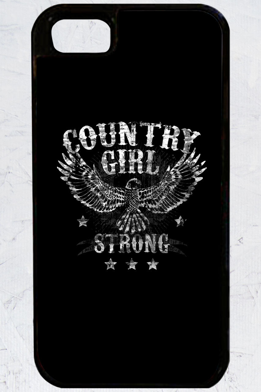 Country Girl® - Country Strong iPhone 5/5s Case