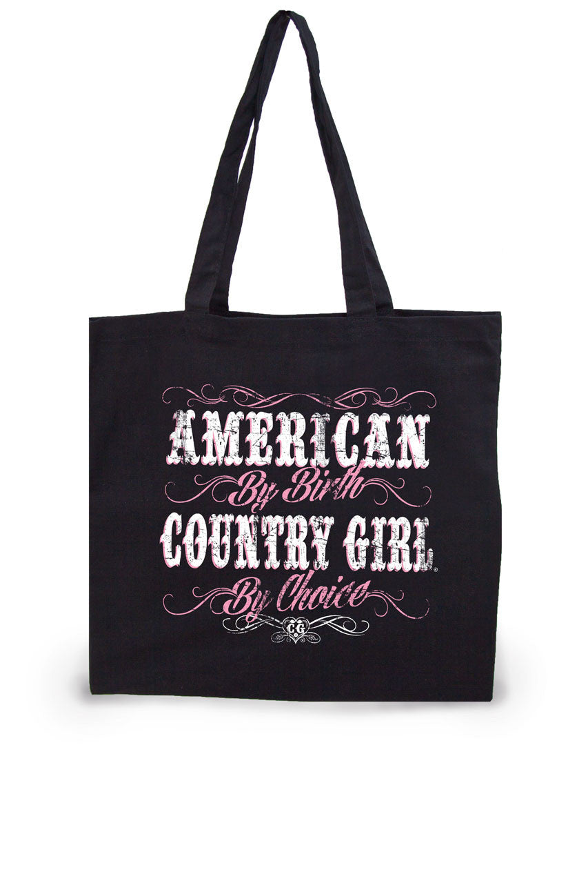 American By Birth Lightweight Tote Bag