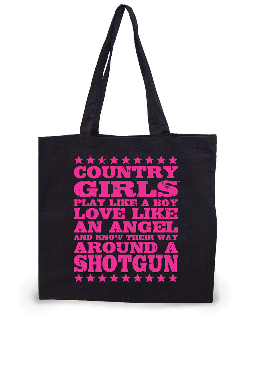 Shotgun Lightweight Tote Bag