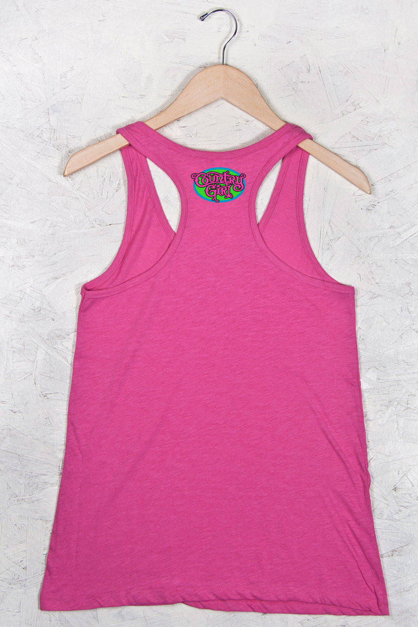 Country Girl® - Women's Blessings Flowy Racerback Tank