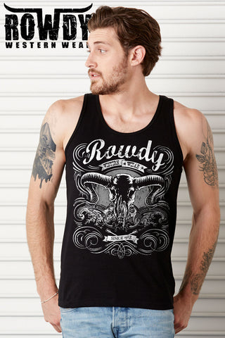 Black - Men's Chupacabra Tank