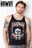 Black - Men's Redneck Zombies Tank
