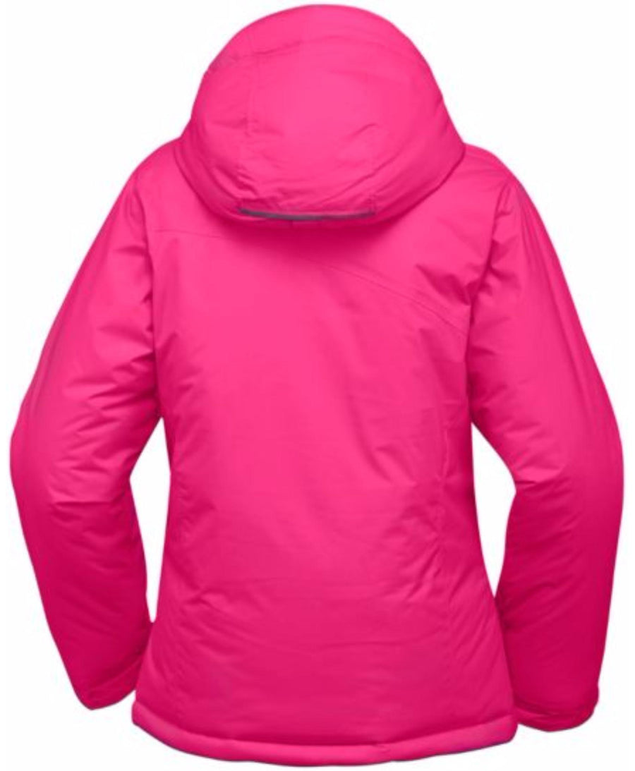 Kinder Skijacke ALPINE FREE FALL von Columbia in PINK-Girl's Jacket-Columbia-S / EU128-SkiGala