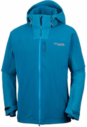 Herren Skijacke POWDER KEG von Columbia-Men's Jacket-Columbia-S / EU48-SkiGala