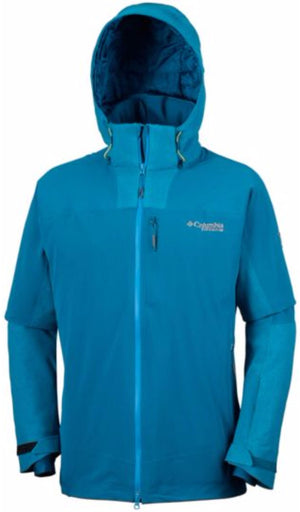 Herren Skijacke POWDER KEG von Columbia-Men's Jacket-Columbia-SkiGala