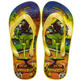 Flippin' Out In Paradise, Kids Flip Flops, RK-K917FP