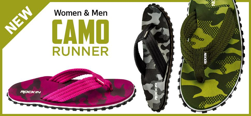 Camo Runner Collection