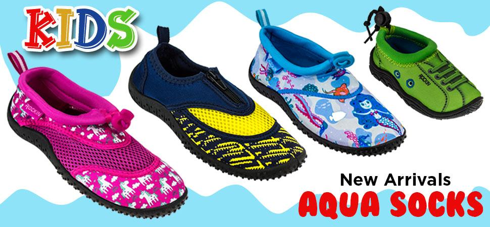 Kids Aqua Socks