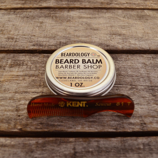 Beardology Barber Shop Beard Balm