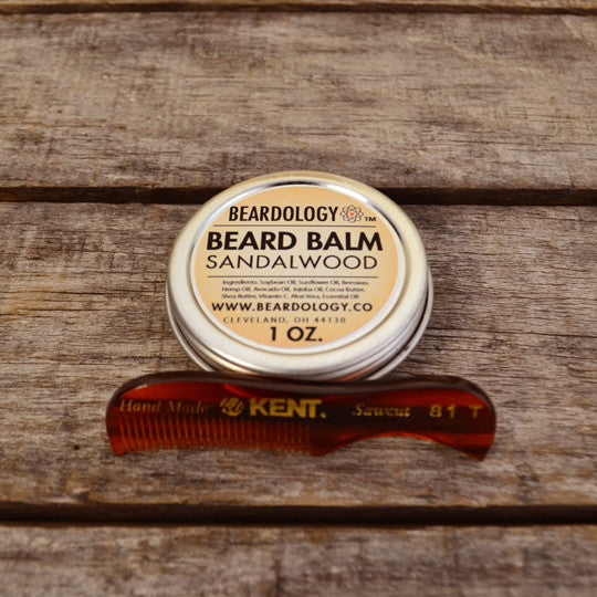 Beardology Sandalwood Beard Balm