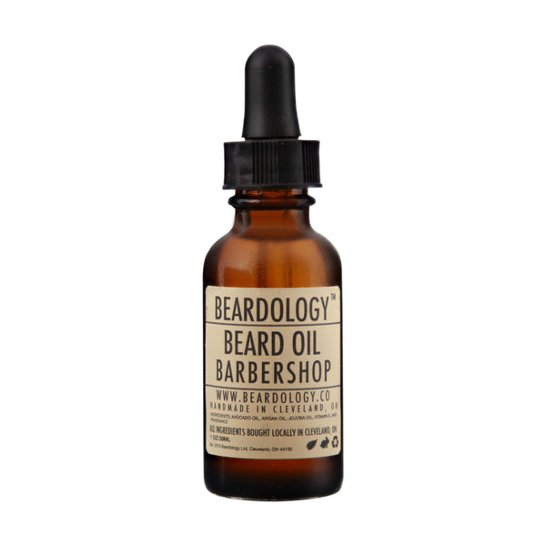 Beardology Barbershop Beard Oil
