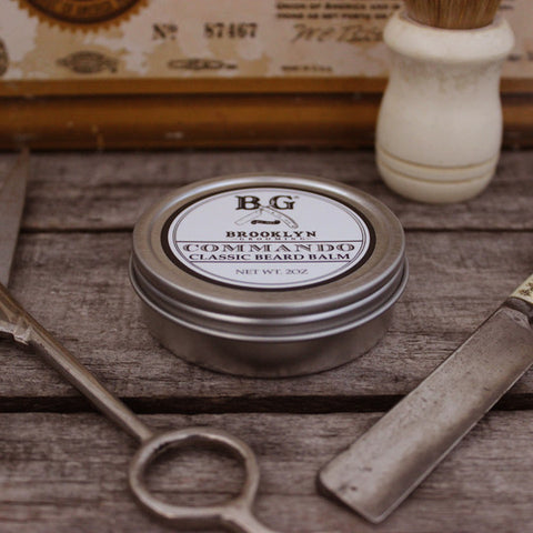 Brooklyn Grooming Commando Beard Balm