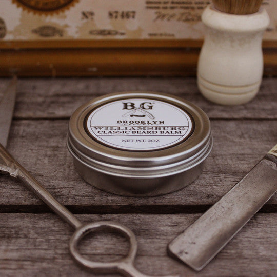 Brooklyn Grooming Williamsburg Beard Balm