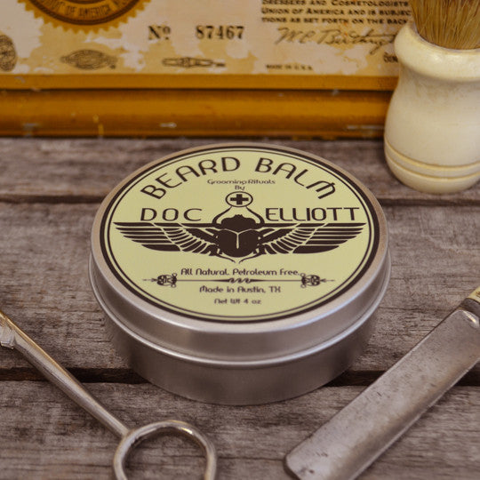 Doc Elliott Beard Balm