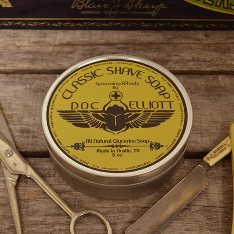 Doc Elliott Shave Soap