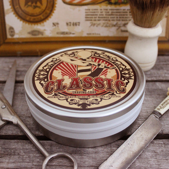 Dr. Jon's Classic Shave Soap