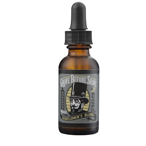 Grave Before Shave Beard Oil Gentlemen's Blend