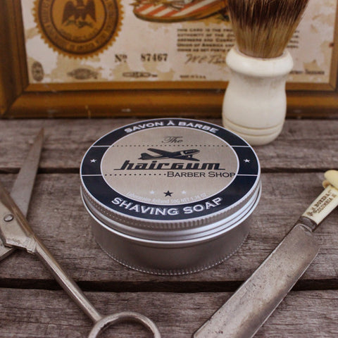 Hairgum Barber Shave Soap