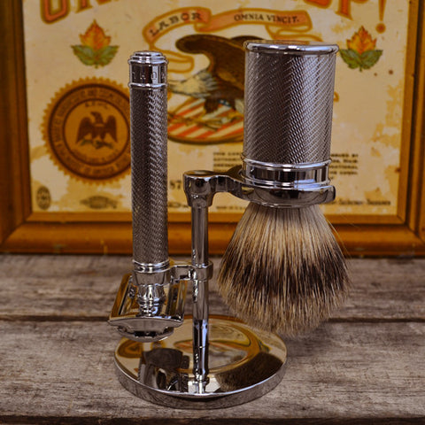 Muhle 3 Piece Safety Razor Set