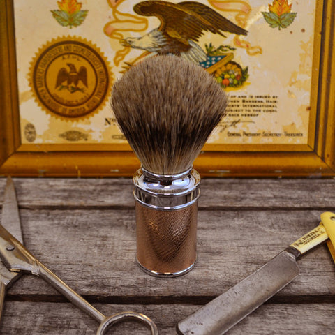 Muhle Rose Gold Shave Brush