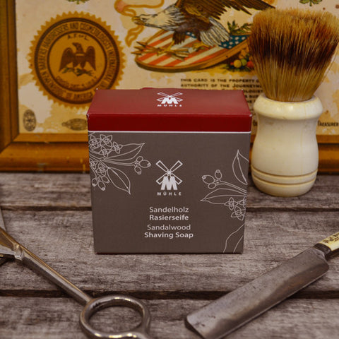 Muhle Sandalwood Shave Soap