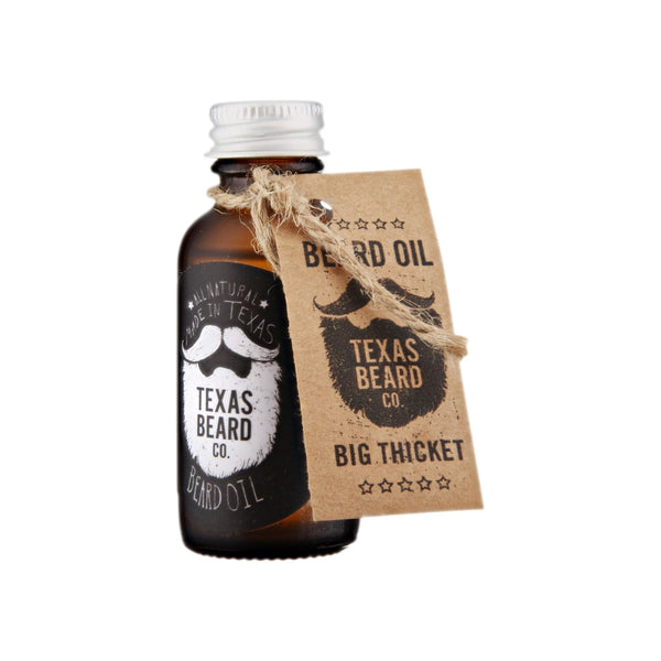 Texas Beard Co. Big Thicket Beard Oil