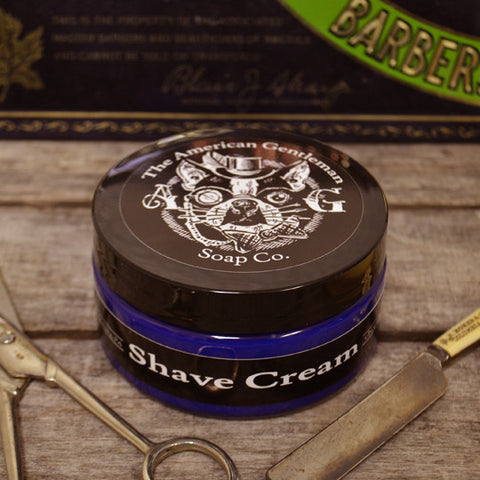 The American Gentleman Soap Co Shave Cream