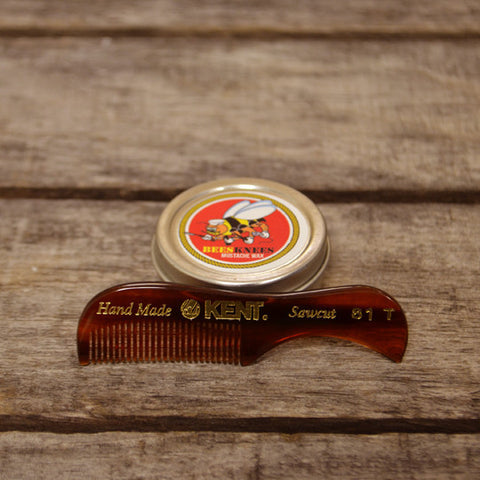 Bees Knees Moustache Wax