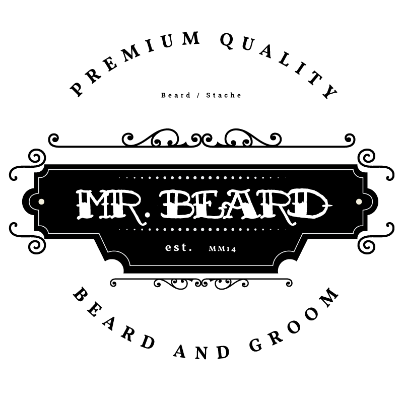 Mr. Beard Logo