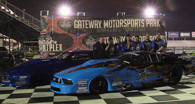 Bell Fiscus Racing Wins SCSN St Louis