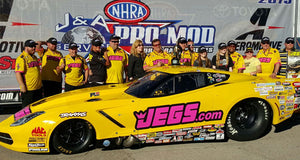 Troy Coughlin Wins 2nd NHRA Pro Mod Title